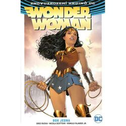 Wonder Woman 2: Rok jedna (Znovuzrození hrdinů DC) na progamingshop.sk