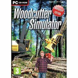 Woodcutter Simulator 2011 na progamingshop.sk