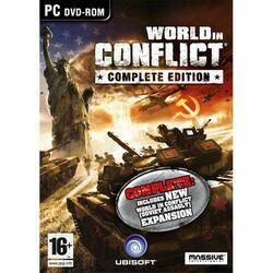 World in Conflict (Complete Edition) na progamingshop.sk