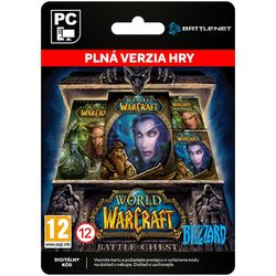 World of Warcraft Battle Chest + 30 dní [Battle.net] na progamingshop.sk