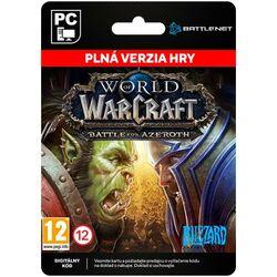 World of WarCraft: Battle for Azeroth [Battle.net] na progamingshop.sk