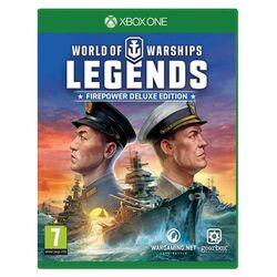 World of Warships: Legends (Firepower Deluxe Edition) na progamingshop.sk