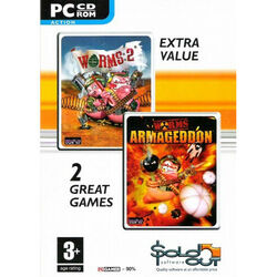 Worms 2 + Worms: Armageddon na progamingshop.sk