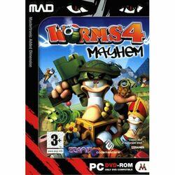 Worms 4: Mayhem na progamingshop.sk