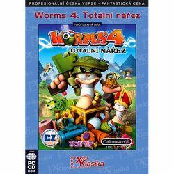 Worms 4: Totálny nárez CZ na progamingshop.sk