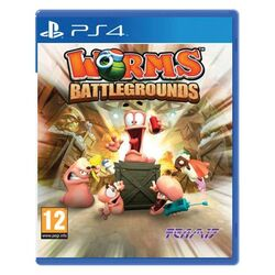 Worms Battlegrounds na progamingshop.sk