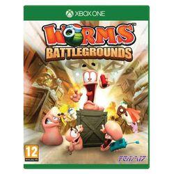 Worms Battlegrounds na progamingshop.sk