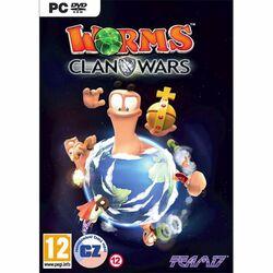 Worms Clan Wars na progamingshop.sk