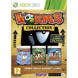 Worms Collection [XBOX 360] - BAZÁR (použitý tovar) na progamingshop.sk