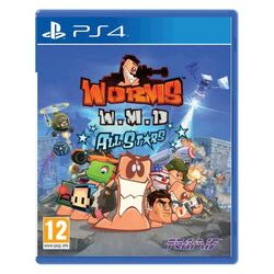 Worms W.M.D All Stars [PS4] - BAZÁR (použitý tovar) na progamingshop.sk