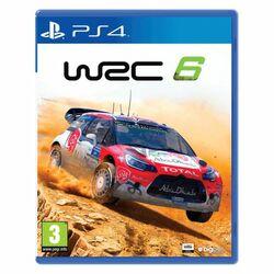 WRC 6 [PS4] - BAZÁR (použitý tovar) na progamingshop.sk