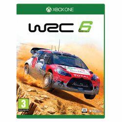 WRC 6 [XBOX ONE] - BAZÁR (použitý tovar) na progamingshop.sk