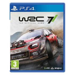 WRC 7: The Official Game na progamingshop.sk