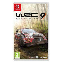 WRC 9: The Official Game [NSW] - BAZÁR (použitý tovar) na progamingshop.sk