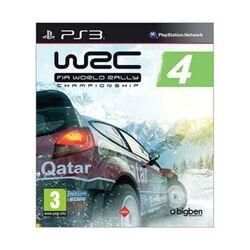 WRC: FIA World Rally Championship 4 [PS3] - BAZÁR (použitý tovar) na progamingshop.sk