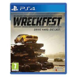 Wreckfest [PS4] - BAZÁR (použitý tovar) na progamingshop.sk