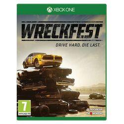 Wreckfest [XBOX ONE] - BAZÁR (použitý tovar) na progamingshop.sk