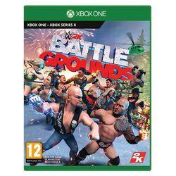 WWE 2K Battlegrounds na progamingshop.sk