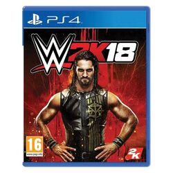 WWE 2K18 na progamingshop.sk