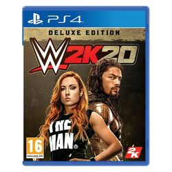 WWE 2K20 (Deluxe Edition) na progamingshop.sk