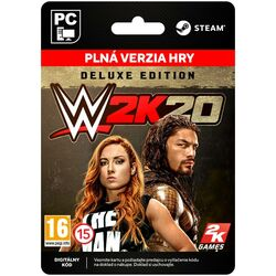WWE 2K20 (Deluxe Edition) [Steam] na progamingshop.sk