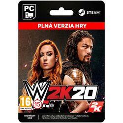 WWE 2K20 [Steam] na progamingshop.sk