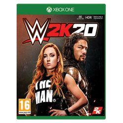WWE 2K20 [XBOX ONE] - BAZÁR (použitý tovar) na progamingshop.sk