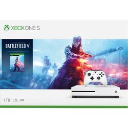 Xbox One S 1TB + Battlefield 5 (Deluxe Edition) na progamingshop.sk