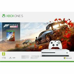 Xbox One S 1TB + Forza Horizon 4 CZ na progamingshop.sk