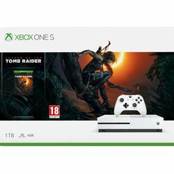 Xbox One S 1TB + Shadow of the Tomb Raider na pgs.sk