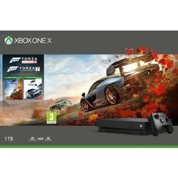 Xbox One X 1TB + Forza Horizon 4 CZ + Forza Motorsport 7 na pgs.sk