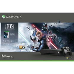 Xbox One X 1TB + Star Wars Jedi: Fallen Order (Deluxe Edition) na pgs.sk