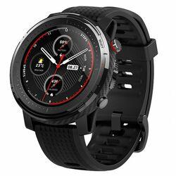 Xiaomi Amazfit Stratos 3, multifunkčné hodinky, black  - OPENBOX (Rozbalený tovar s plnou zárukou) na pgs.sk