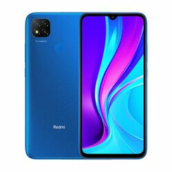 Xiaomi Redmi 9C NFC, 3/64GB, Dual Sim, twilight blue  na progamingshop.sk