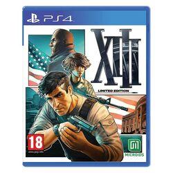 XIII (Limited Edition) [PS4] - BAZÁR (použitý tovar) na progamingshop.sk