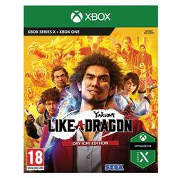 Yakuza: Like a Dragon [XBOX ONE] - BAZÁR (použitý tovar) na progamingshop.sk