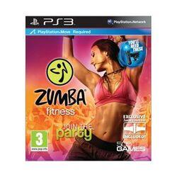 Zumba Fitness: Join the Party [PS3] - BAZÁR (použitý tovar) na progamingshop.sk