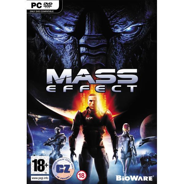 Отзыв о Mass Effect - игра для PC.