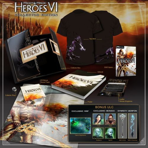 Might & Magic: Heroes 6 CZ (Collector's Edition)
