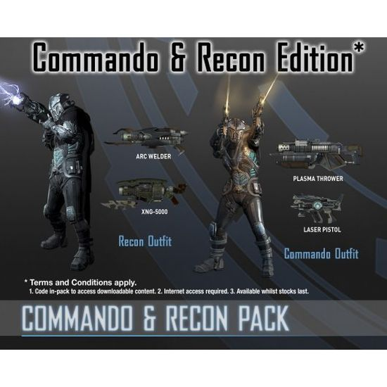 Red Faction: Armageddon (Commando & Recon Edition)