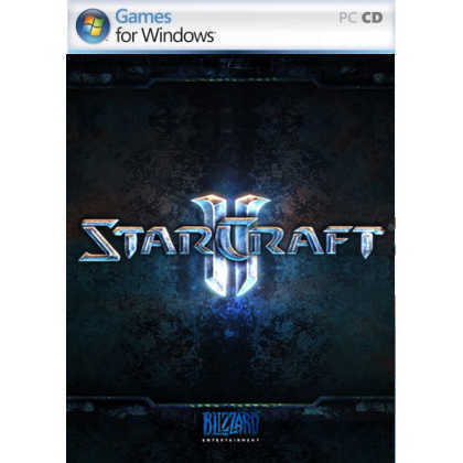 StarCraft 2 CZ (Games for Windows)