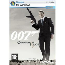 007: Quantum of Solace na progamingshop.sk