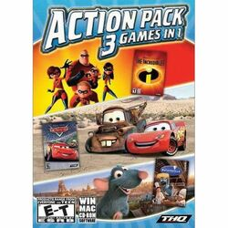 Action Pack (3 Games in 1)
