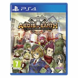 Aegis of Earth: Protonovus Assault na progamingshop.sk