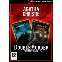 Agatha Christie: Double Murder Mystery Pack