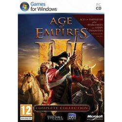 Age of Empires 3 (Complete Collection) na progamingshop.sk
