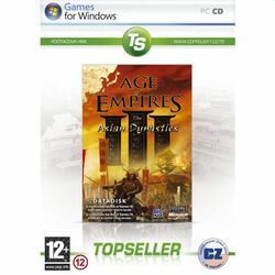 Age of Empires 3: The Asian Dynasties CZ (TopSeller)