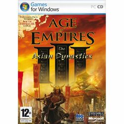 Age of Empires 3: The Asian Dynasties na progamingshop.sk