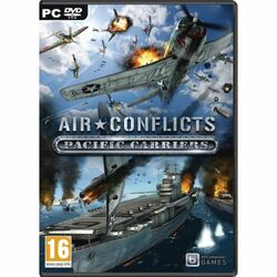 Air Conflicts: Pacific Carriers na progamingshop.sk
