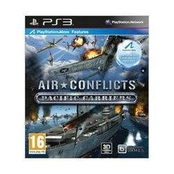 Air Conflicts: Pacific Carriers [PS3] - BAZÁR (použitý tovar) na progamingshop.sk